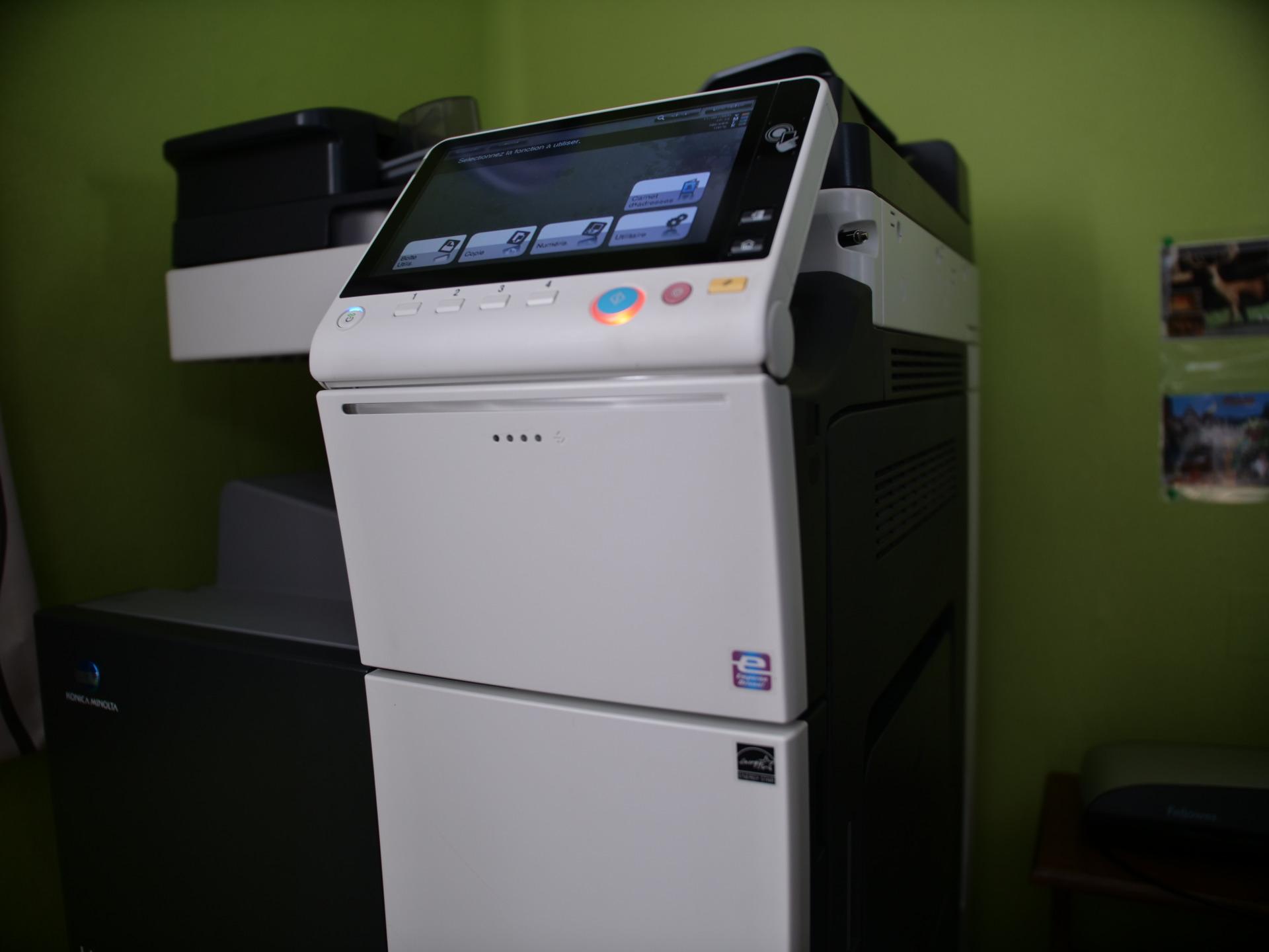 Impressions et photocopies - SEPI (Secrétariat Écaussinnois pour particuliers et indépendants)