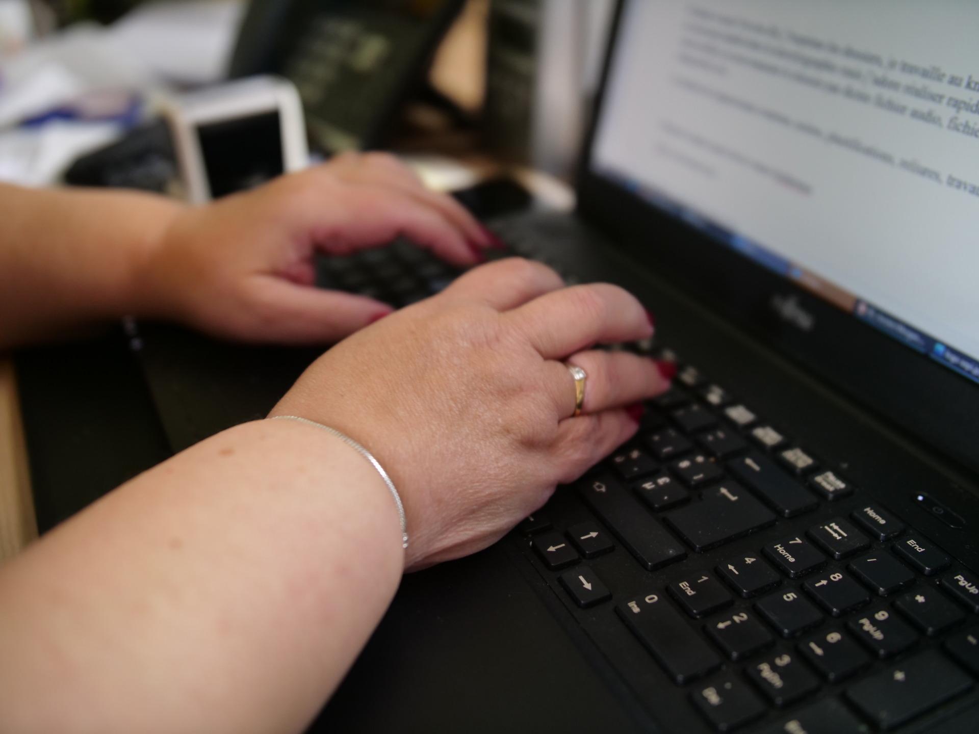 Nadine Druet dactylographie vos documents | SEPI